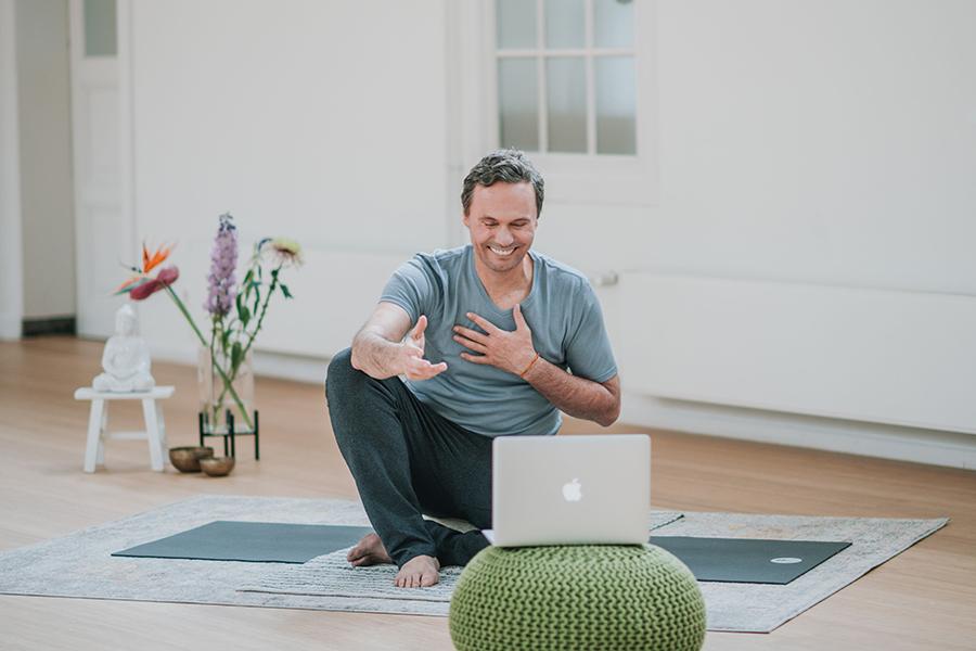 De Nieuwe Yogaschool Abonnementen Johan Noorloos