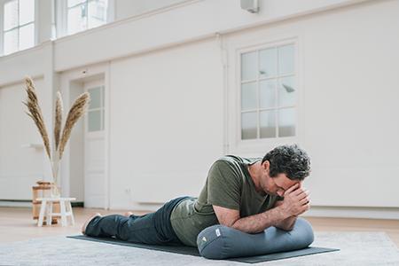 yin yoga teacher training Johan Noorloos