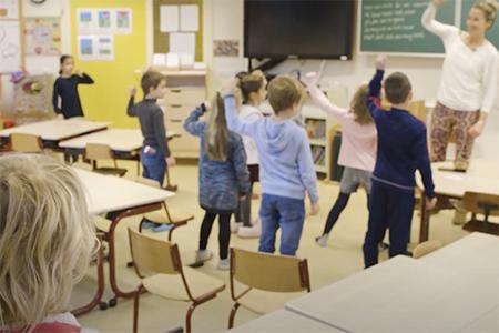 opleiding kinderyoga onderwijs