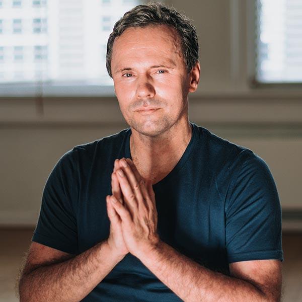 yoga opleidingn Johan Noorloos