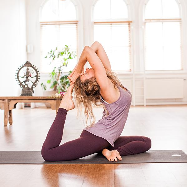 yoga maandabonnement