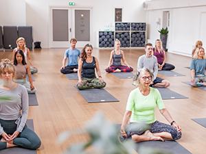 Meditatie de nieuwe yogaschool