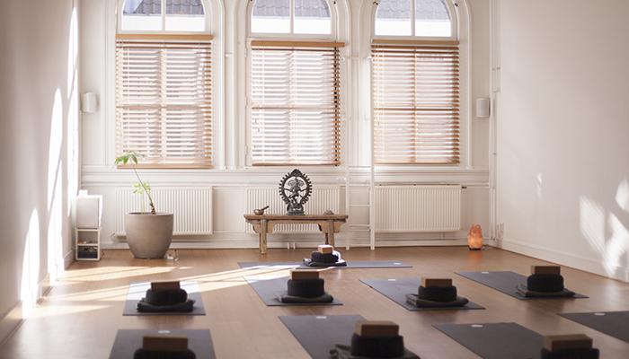 Yoga teacher training amsterdam